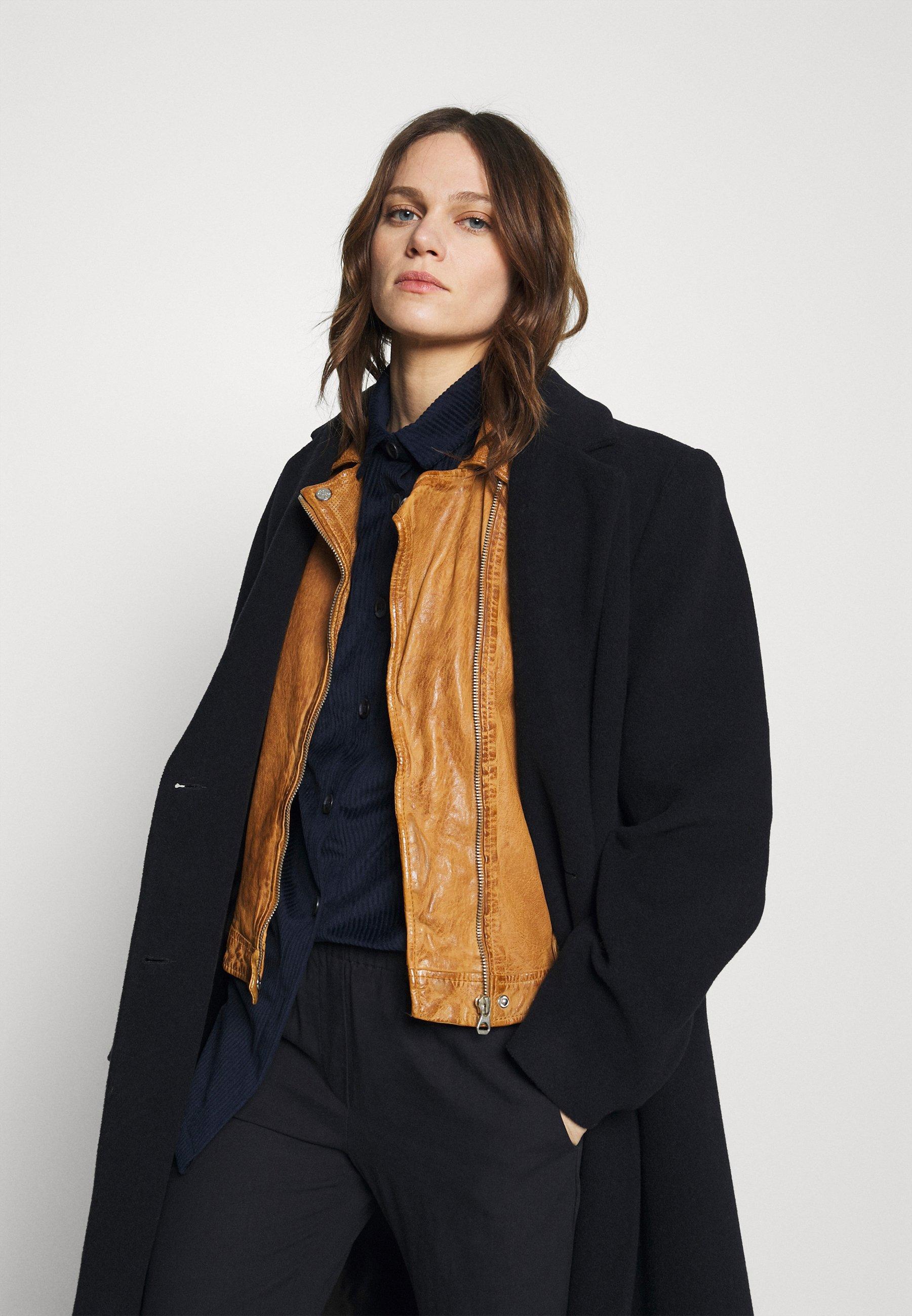 Women Leather jacket
