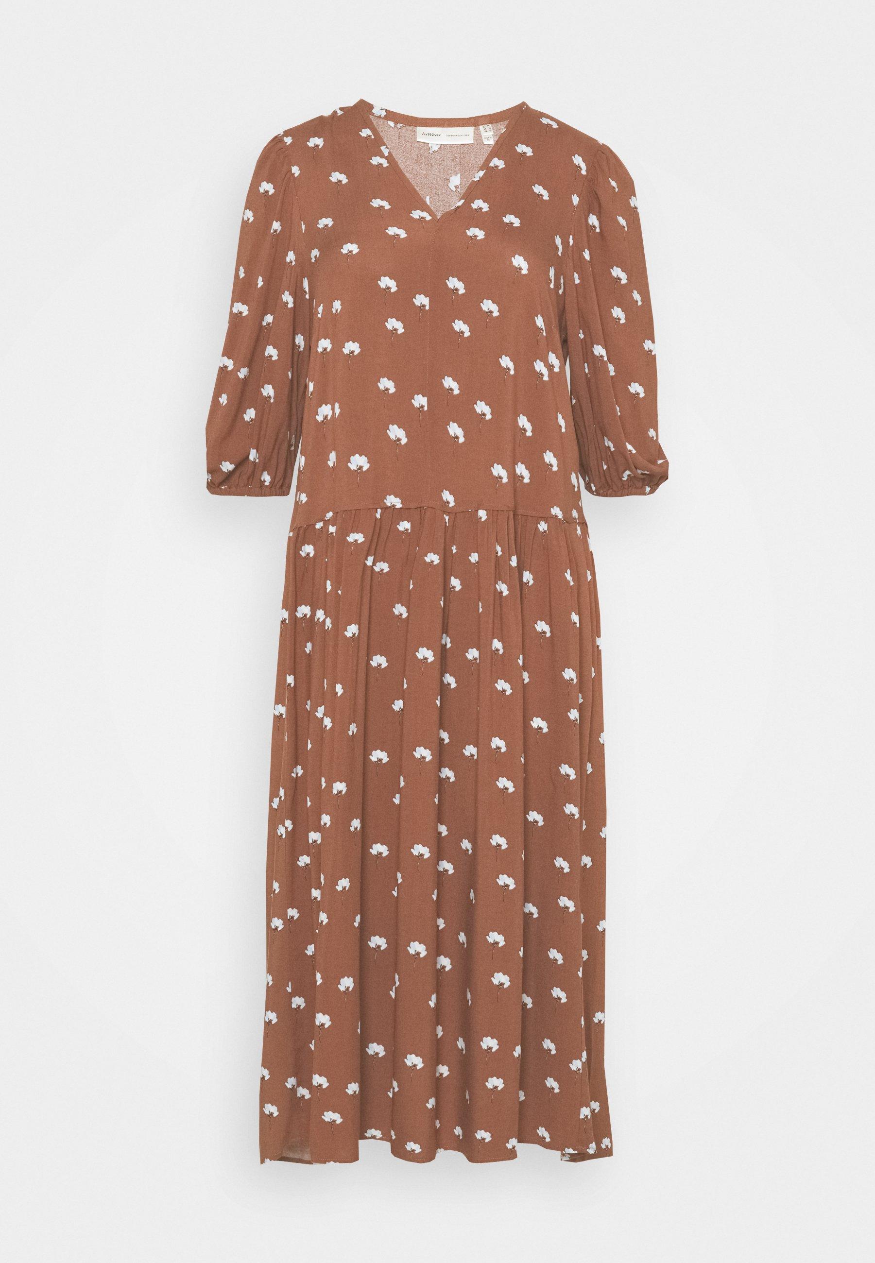Women VIKSA LONG DRESS - Day dress