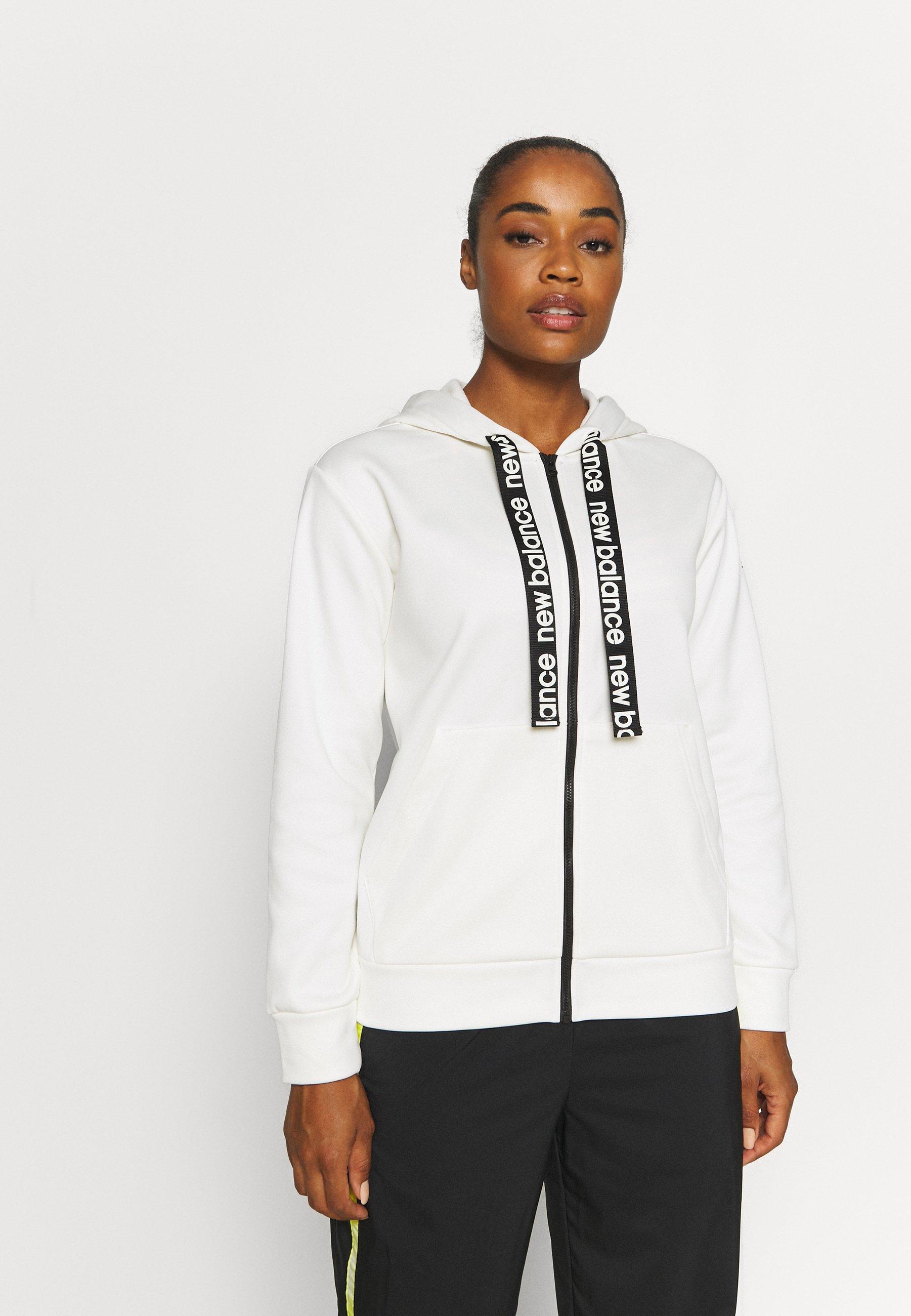 Women RELENTLESS TRAIN FULL ZIP - Zip-up sweatshirt