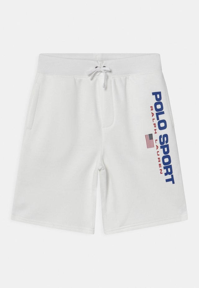 BOTTOMS - Trainingsbroek - white