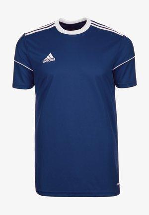 SQUADRA 17 FUSSBALLTRIKOT KINDER - Print T-shirt - dark blue
