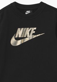 Nike Sportswear - SHINE CREW - Bluza - black - 2