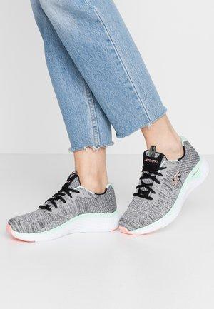 SOLAR FUSE - Zapatillas - gray/black/pink/mint