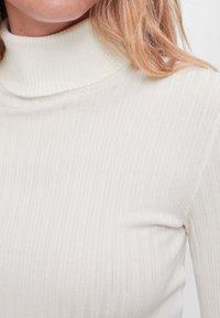 Bershka - Sweter - white - 4