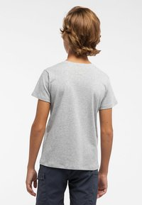 Haglöfs - CAMP TEE - Print T-shirt - grey - 1