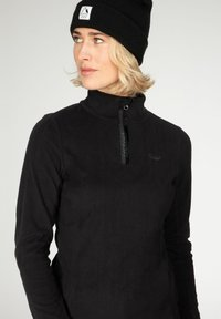 Protest - MUTEZ - Fleece jumper - true black