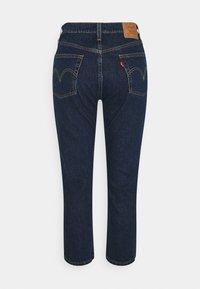 Levi's® - 501 CROP - Jeans a sigaretta - salsa stonewash - 6