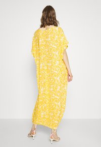 Monki - APRIL DRESS - Maxikjole - beige/yellow - 2