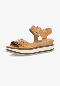 Gabor - Platform sandals - shell - 0