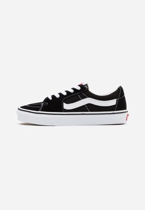 SK8 LOW UNISEX - Matalavartiset tennarit - black/true white