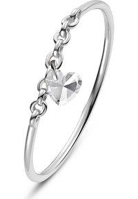 QOOQI - MY VALENTINE - Ring - silber - 2