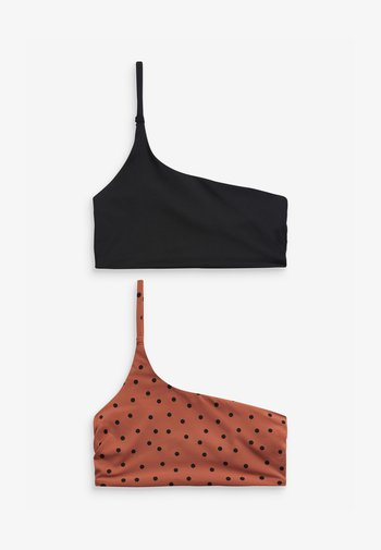 Pack of 2 - Bikini top - multi-coloured