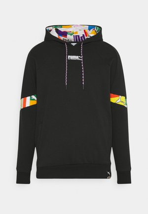 HOODIE - Sweater - puma black