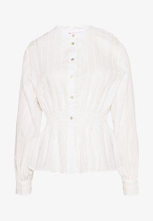 BYIVORY - Blouse - off white