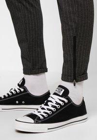 Gabba - PISA - Trousers - grey pin - 3