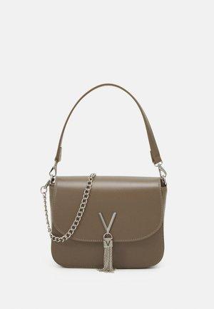 DIVINA - Handbag - taupe