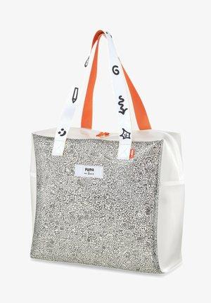 Tote bag - transparent  white
