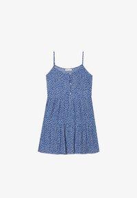 Stradivarius - MIT MARGERITEN  - Skjortklänning - light blue - 2