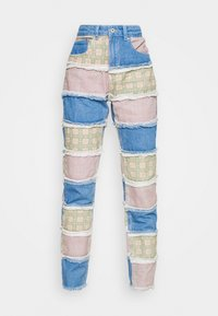 The Ragged Priest - VISION  - Jeans straight leg - multi-coloured - 4