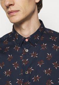 PS Paul Smith - MENS SLIM FIT - Shirt - dark blue - 5