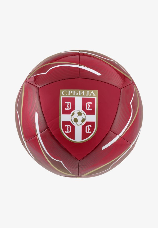 SERBIA ICON FOOTBALL MAND - Bollar - chili pepper-victory gold