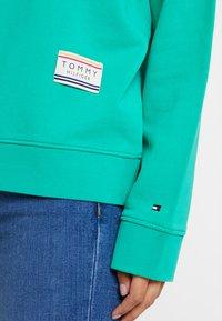 Tommy Hilfiger - Sweatshirt - green - 5