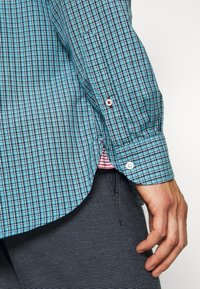 Tommy Hilfiger - MICRO CHECK SHIRT - Shirt - blue - 5