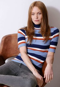 Laura Kent - Print T-shirt - marineblau - 2