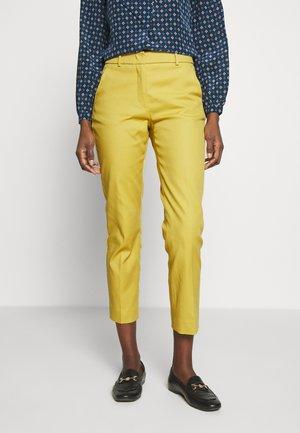 LEGENDA - Trousers - gelb