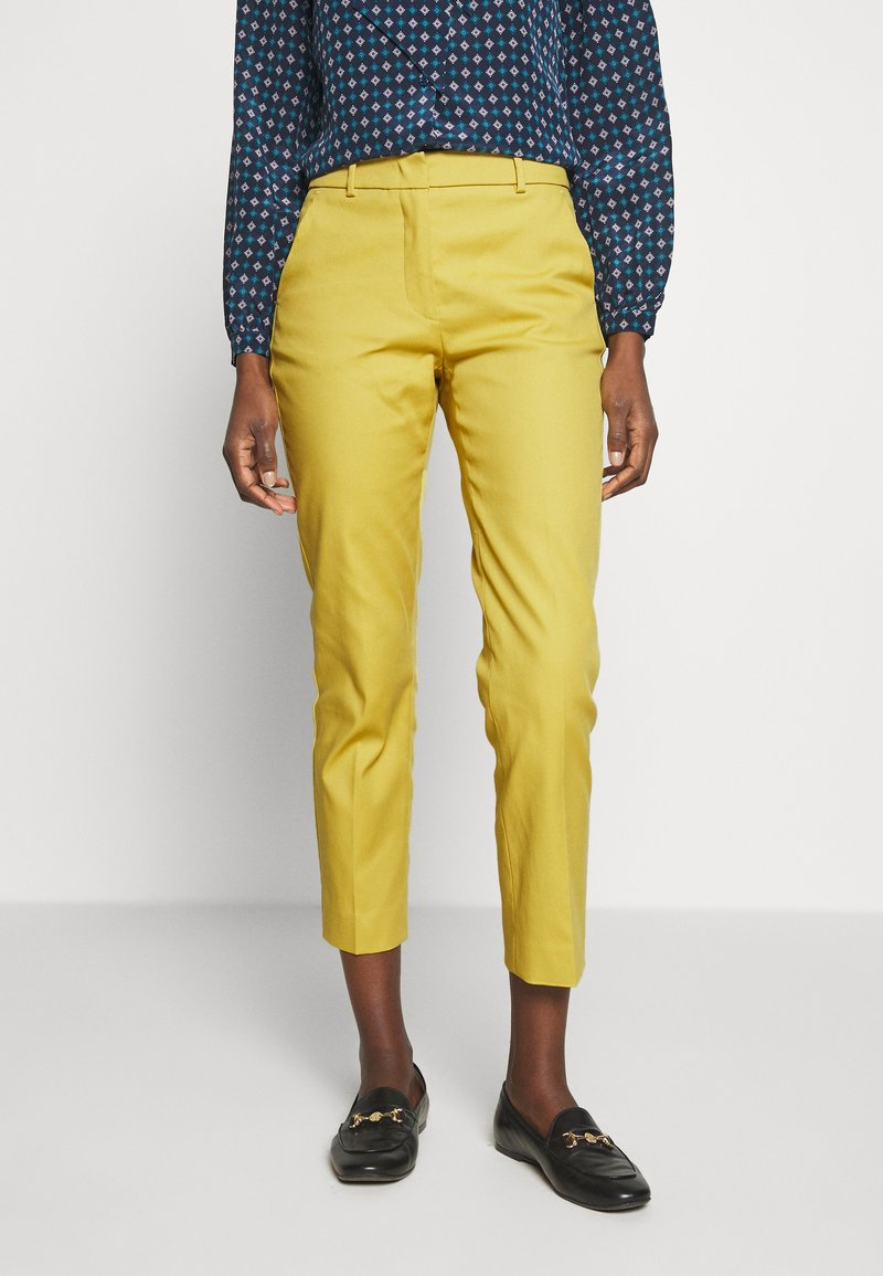 WEEKEND MaxMara - LEGENDA - Trousers - gelb