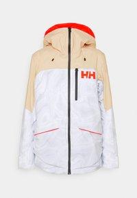 Helly Hansen - POWCHASER LIFALOFT JACKET - Snowboard jacket - snow - 5