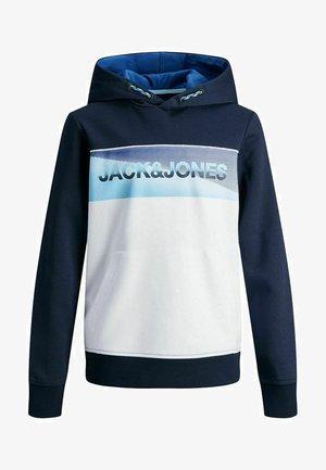 INTERLOCK  - Hoodie - navy blazer