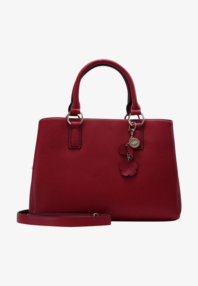 FRANKFURT - Handbag - rot