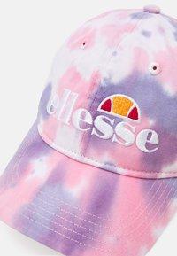 Ellesse - BARUSI TIE DYE UNISEX - Cap - pink - 3