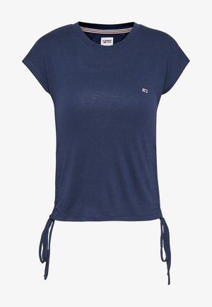 T-shirt imprimé - twilight navy