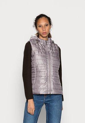 OUTDOOR VEST - Vest - grey stone