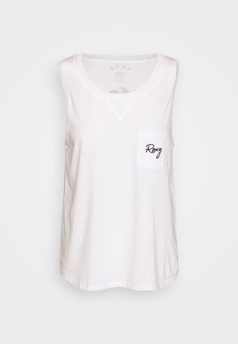 Roxy - HYPNOTIZED BY TEE - Top - snow white