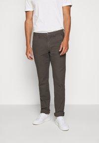 Mason's - TORINO STYLE - Kalhoty - anthracite - 0