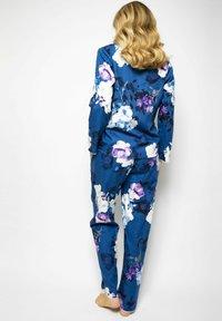 Cyberjammies - Pyjama bottoms - blue floral - 2