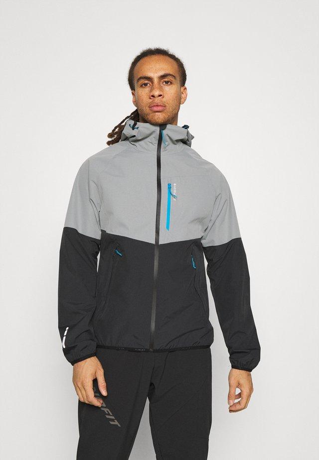 DAWSON - Hardshell jacket - anthracite