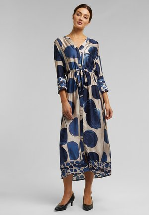Day dress - bright blue