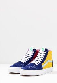 Vans - SK8 - High-top trainers - sunshine/multicolor/true white - 2