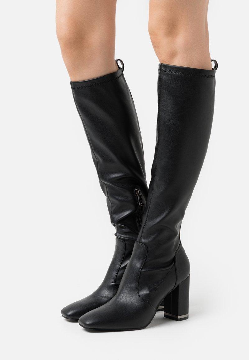 Guess - DARLENE - Stivali con i tacchi - black