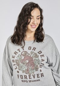 SPG Woman - Sweater - grey - 3