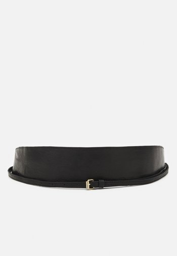 PCVIBS NEW WAIST BELT - Waist belt - black