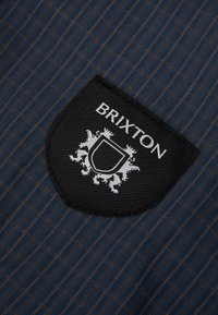 Brixton - FIDDLER UNISEX - Bonnet - black - 4