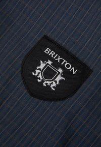Brixton - FIDDLER UNISEX - Muts - black - 4