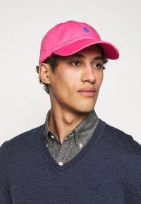 Polo Ralph Lauren - HAT UNISEX - Cap - pink - 0