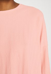 ONLY - ONLZILLE ONECK - Long sleeved top - misty rose - 5