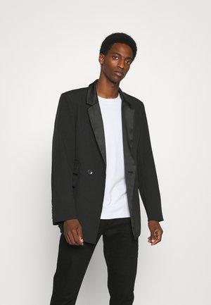 MIRROR TAILORED FIT SUIT JACKET - Blazer jacket - black
